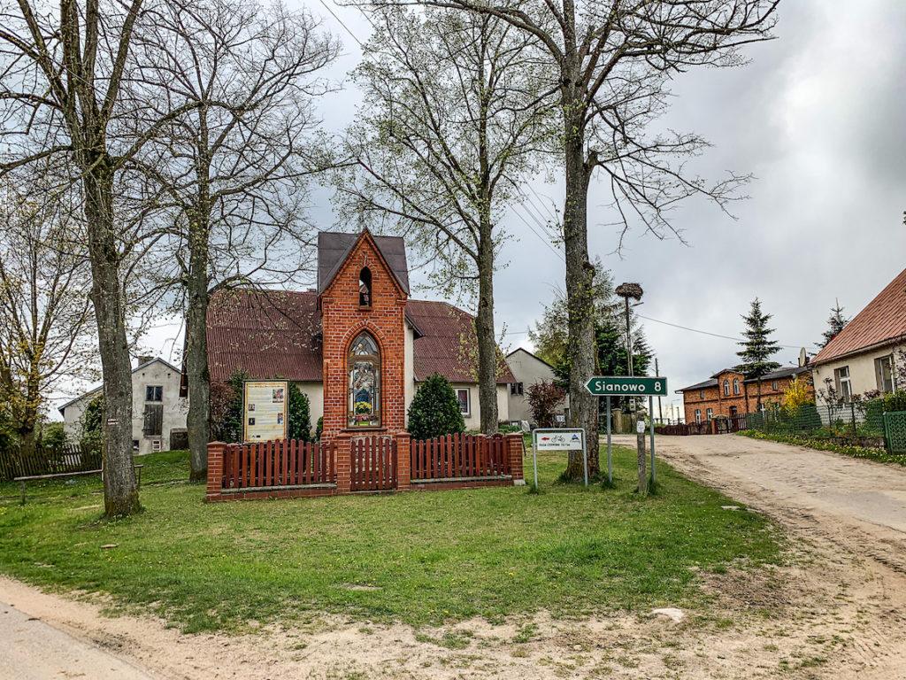 Kaplica MB Wspomożycielki Wiernych
